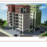 3Bedrms Apartment Flat For Sale at Osu